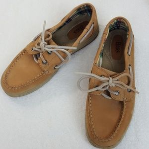 Bass Shoes - BASS Leather Loafers, Size 7.5